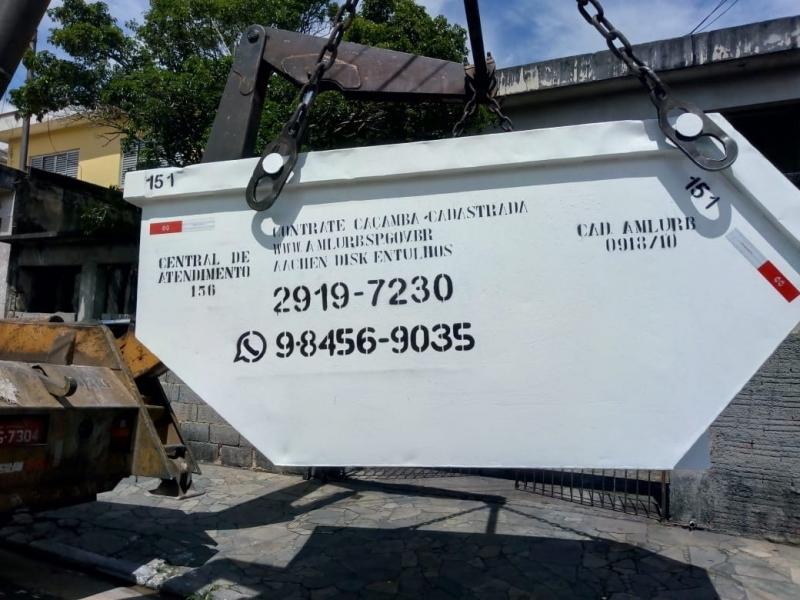 Onde Encontrar Aluguel de Caçamba de Construção Civil Vila Formosa - Aluguel de Caçamba Entulho