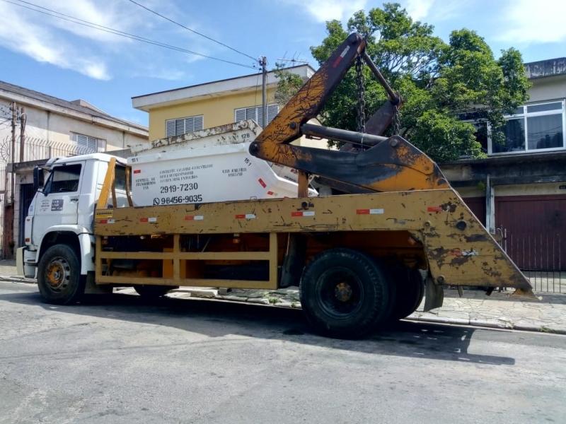 Onde Encontrar Aluguel de Caçamba para Construção Civil Vila Formosa - Aluguel de Caçamba para Obra