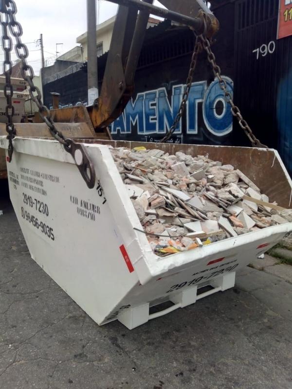 Quanto Custa Remoção de Entulho de Obra José Bonifácio - Remoção para Entulho de Obra