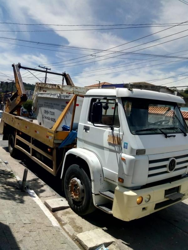 Remoção de Caçamba para Construção Civil Vila Dila - Remoção de Entulhos com Caminhão