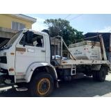 alugar caçamba construção civil Zona Leste