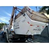 aluguel de caçamba para construção civil Cidade Tiradentes