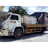 locação de caçamba para construção civil Cidade Tiradentes