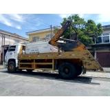 onde alugar caçamba para construção civil Vila Carrão