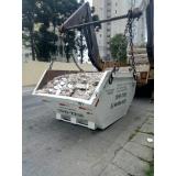 remoção de caçamba para condomínio Vila Dila